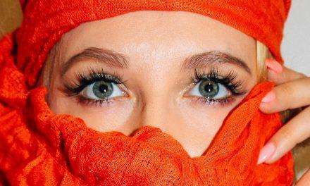 Zalotne oczy